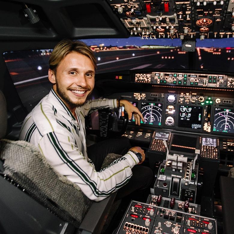 Авиасимулятор Боинг 737