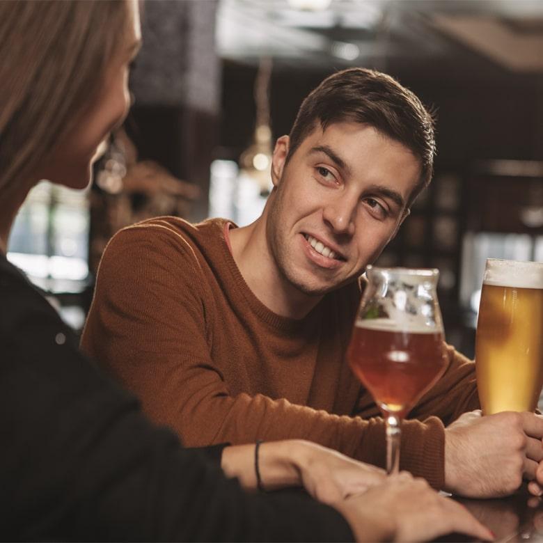 Дегустация импортного пива для двоих