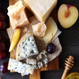 Дегустация сыра для компании