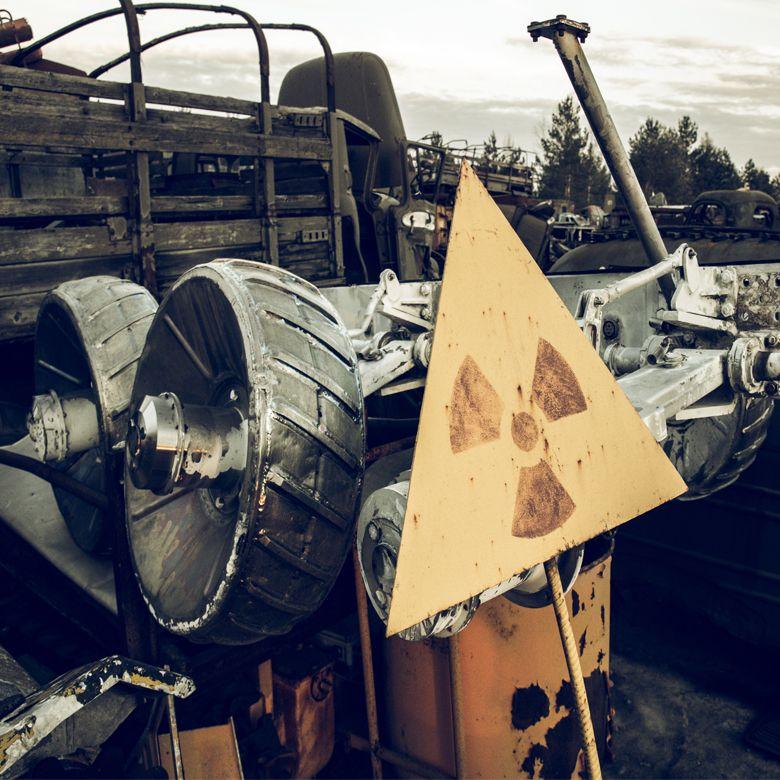 Экскурсия в Чернобыль для двоих