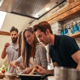 Кулинарный мастер-класс для двоих