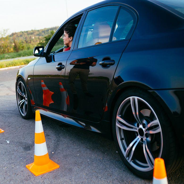 Курс экстремального вождения