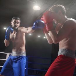 Мастер-класс бокса для двоих
