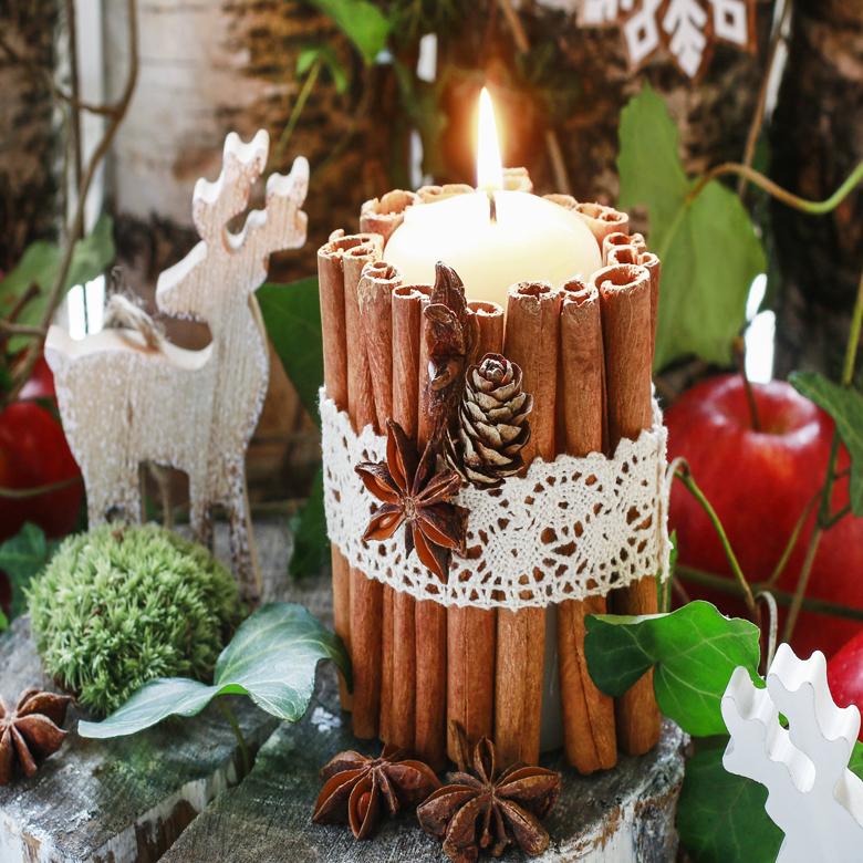 Мастер-класс изготовления свечи