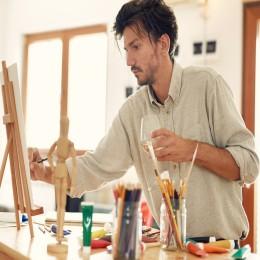 Мастер-класс живописи