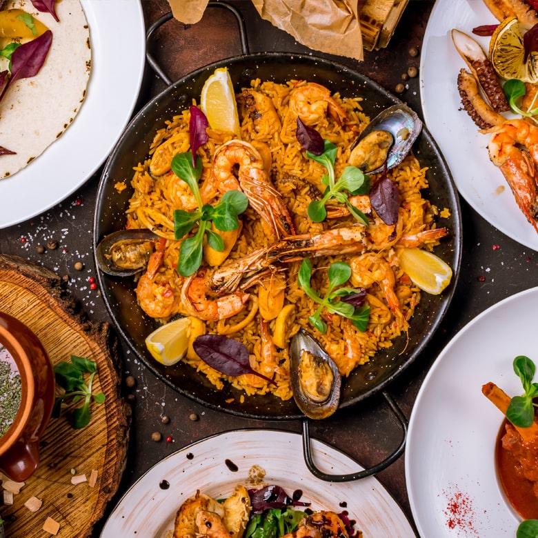 Мастер-класс испанской кухни