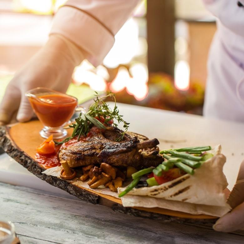Кулинарный мастер-класс по приготовлению мяса