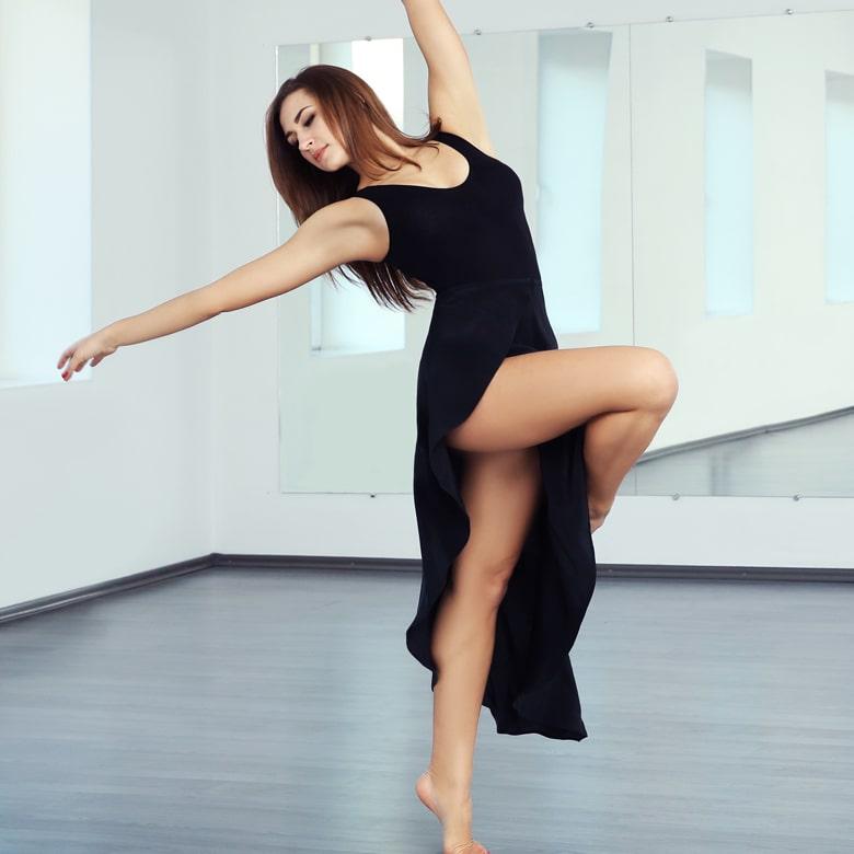 Мастер-класс танца