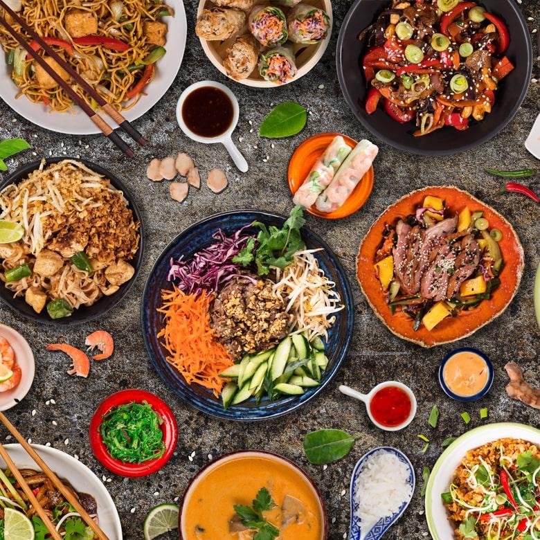 Мастер-класс тайской кухни