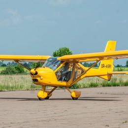 Пилотирование легкого самолета