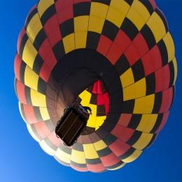 Пилотирование воздушного шара