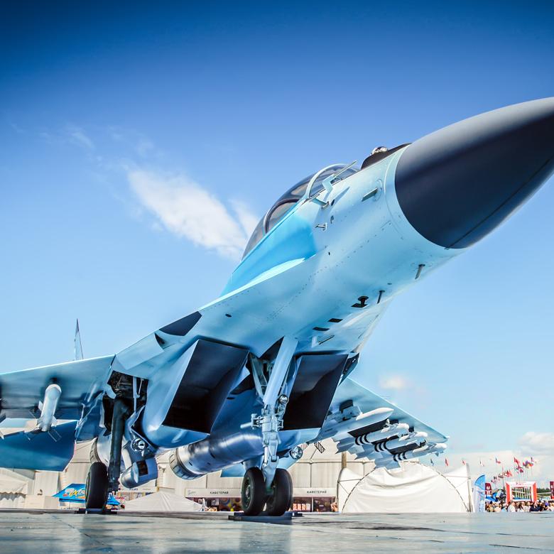 Авиасимулятор истребителя МиГ-21