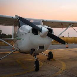 Полет на самолете Cessna 172 для двоих 20-минут