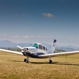 Полет на самолете Piper PA-28 Cherokee 20-минут