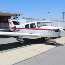 Полет на самолете Piper PA-28 Cherokee 30-минут