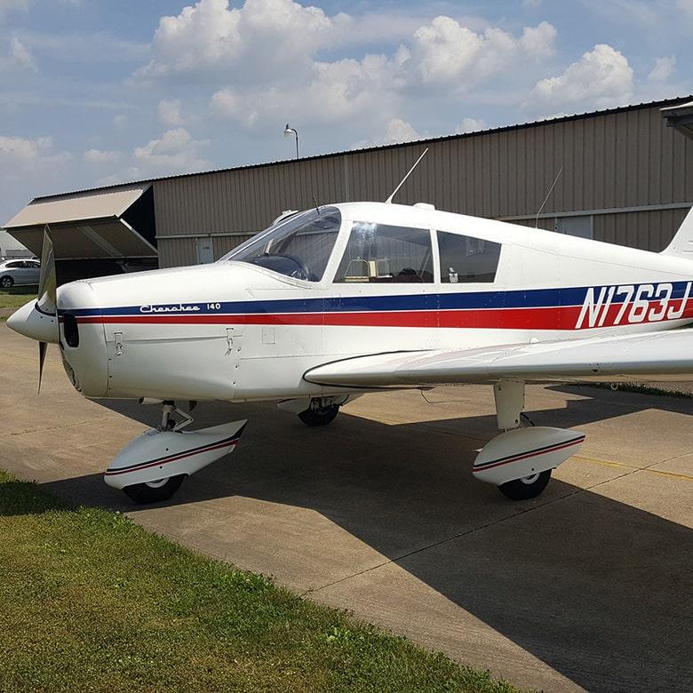 Полет на самолете Piper PA-28 Cherokee 50-минут