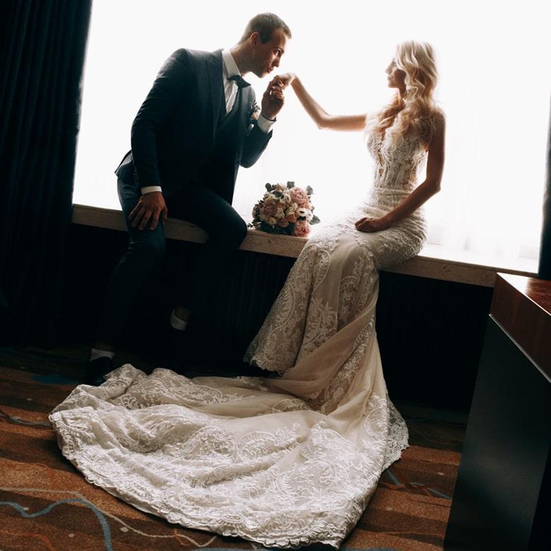 Пост-свадебная фотосессия