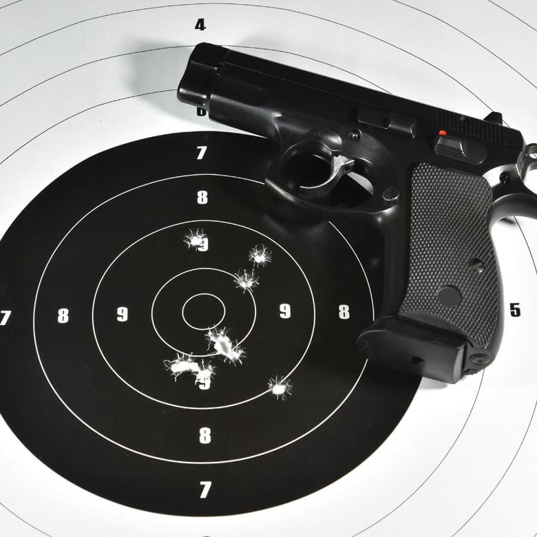 Призовая стрельба на результат