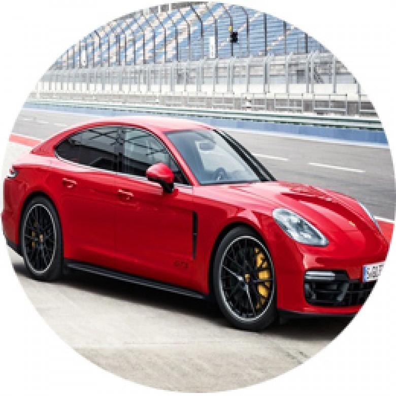 Прогулка на Porsche Panamera