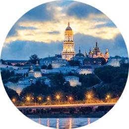 """Экскурсия """"Секретный Киев"""" для двоих"""