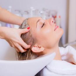 SPA уход за волосами
