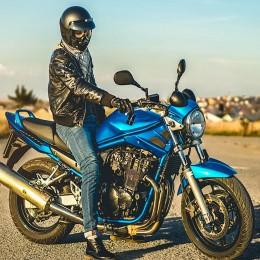 Мастер-класс езды на мотоцикле