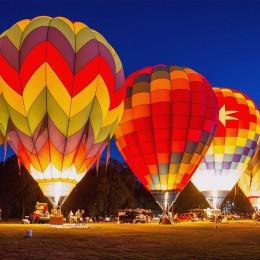 Воздушный шар в группе
