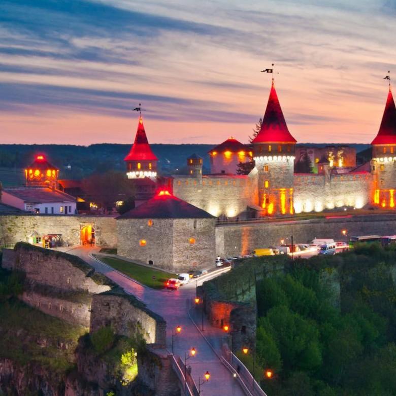 Уикенд-тур в Каменце-Подольском